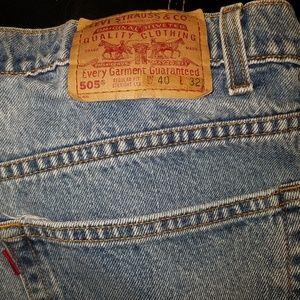 Levi's Jeans - Levis 505 Jeans